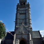 Die Eglise Notre Dame de Croaz-Batz in Roscoff.
