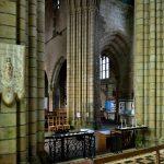 In der Chapelle Notre Dame du Kreisker in Saint-Jean. @ Klaus W. Schmidt