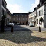 In Landernau die Rue de L'Église Saint Houardon. @ Klaus W. Schmidt