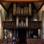 Die Orgel in der Kirche von Lampaul-Guimiliau. @ Klaus W. Schmidt