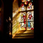 Fenster in der Chapelle Saint-Pierre in Roscoff. @ Klaus W. Schmidt