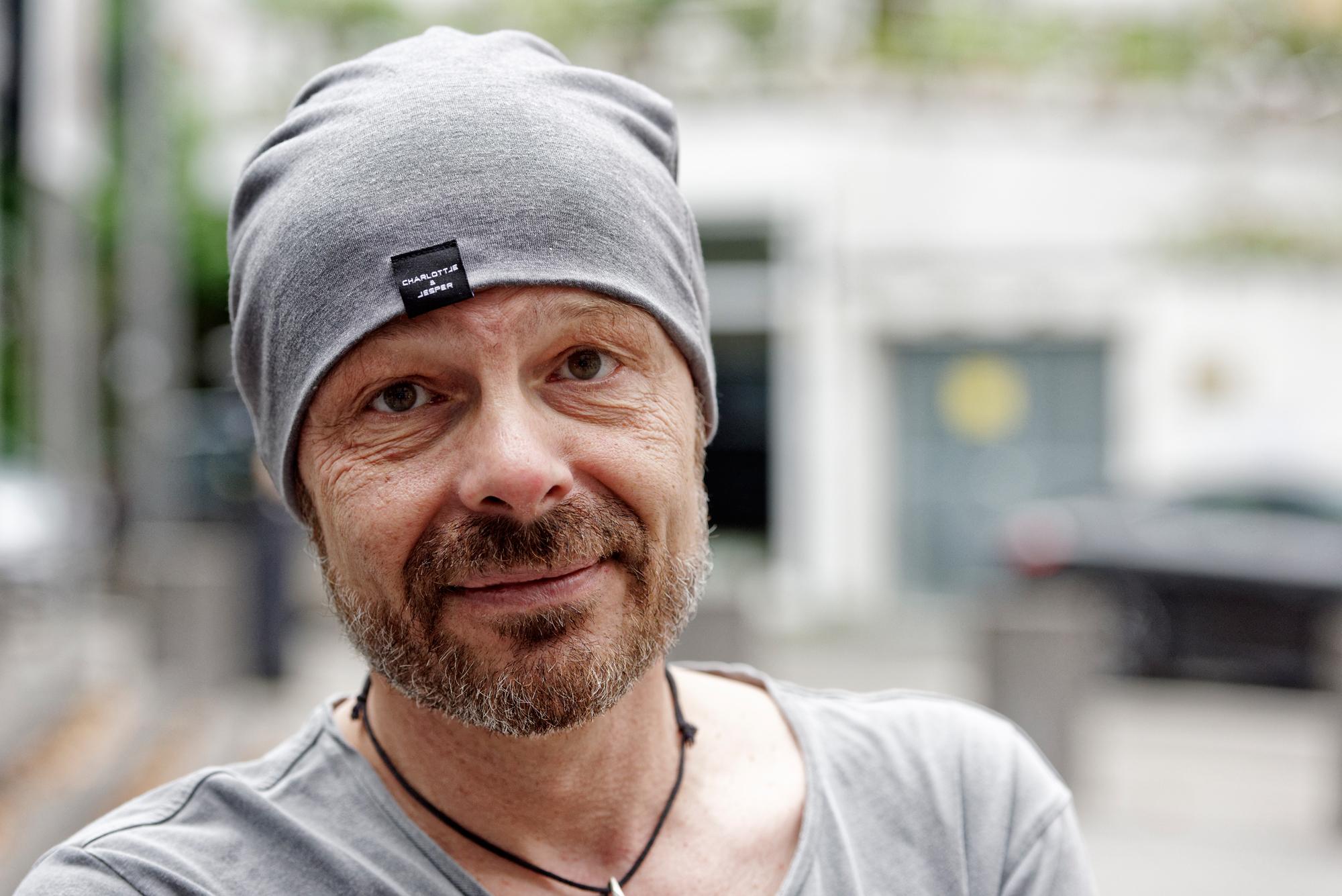 Christoph Schultz begleitet Danger als Reporter
