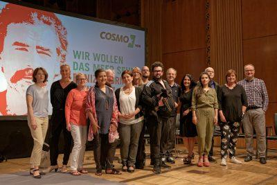Schauspieler, Journalisten und Freunde von Deniz Yücel lesen Texte von dem in der Türkei inhaftierten Journalisten