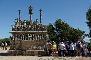 Der Kalvarienberg von Notre Dame de Tronoën