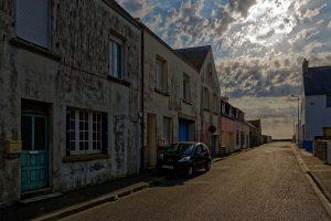 Noch ein Spaziergang durch die verlassenen Sträßchen von St.-Guénolé