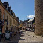 In den Straßen von Pont l'Abbé