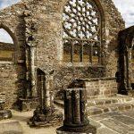 Die Reste der Granitsäulen können bewundert werden