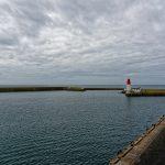 Ausfahrt aus dem Hafen von Le Guilvinec