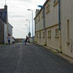 Zurück in Saint Guénolé: Eine Szene wie von Robert Doisneau festgehalten