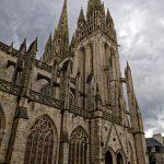 Die Cathédrale Saint-Corentin in Quimper