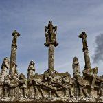 Noch einmal der Kalvarienberg der Kapelle Notre-Dame de Tronoën
