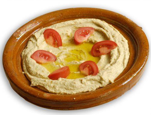 Hummus – Kichererbsenpüree