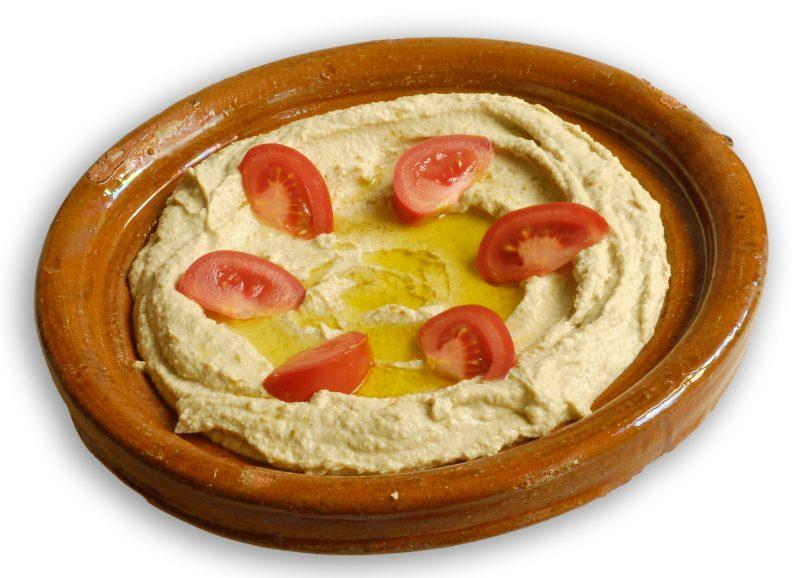 Hummus, Kichererbsenpüree
