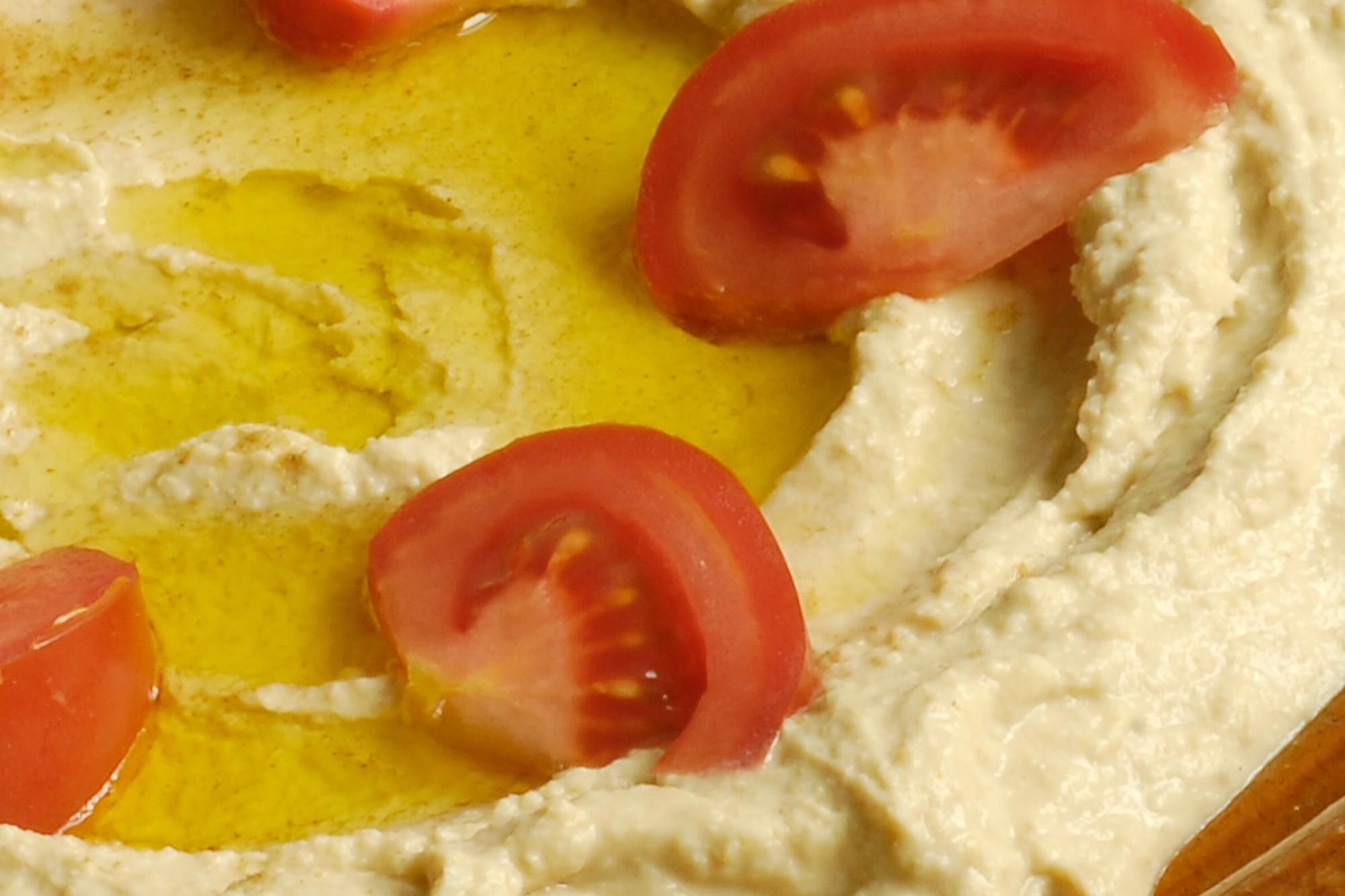 Hummus, Ausschnitt
