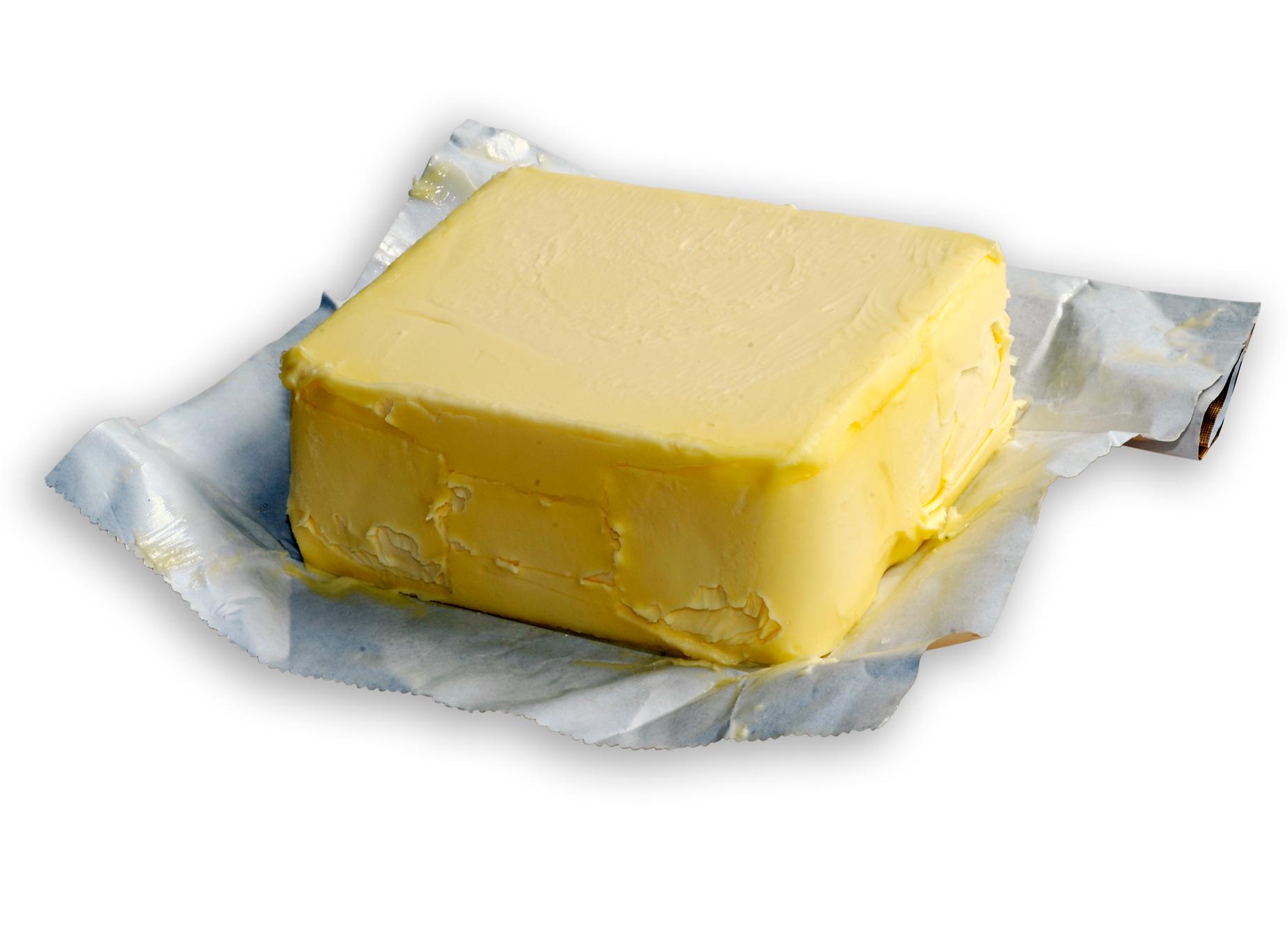 Butter, aus der Küche nicht wegzudenken