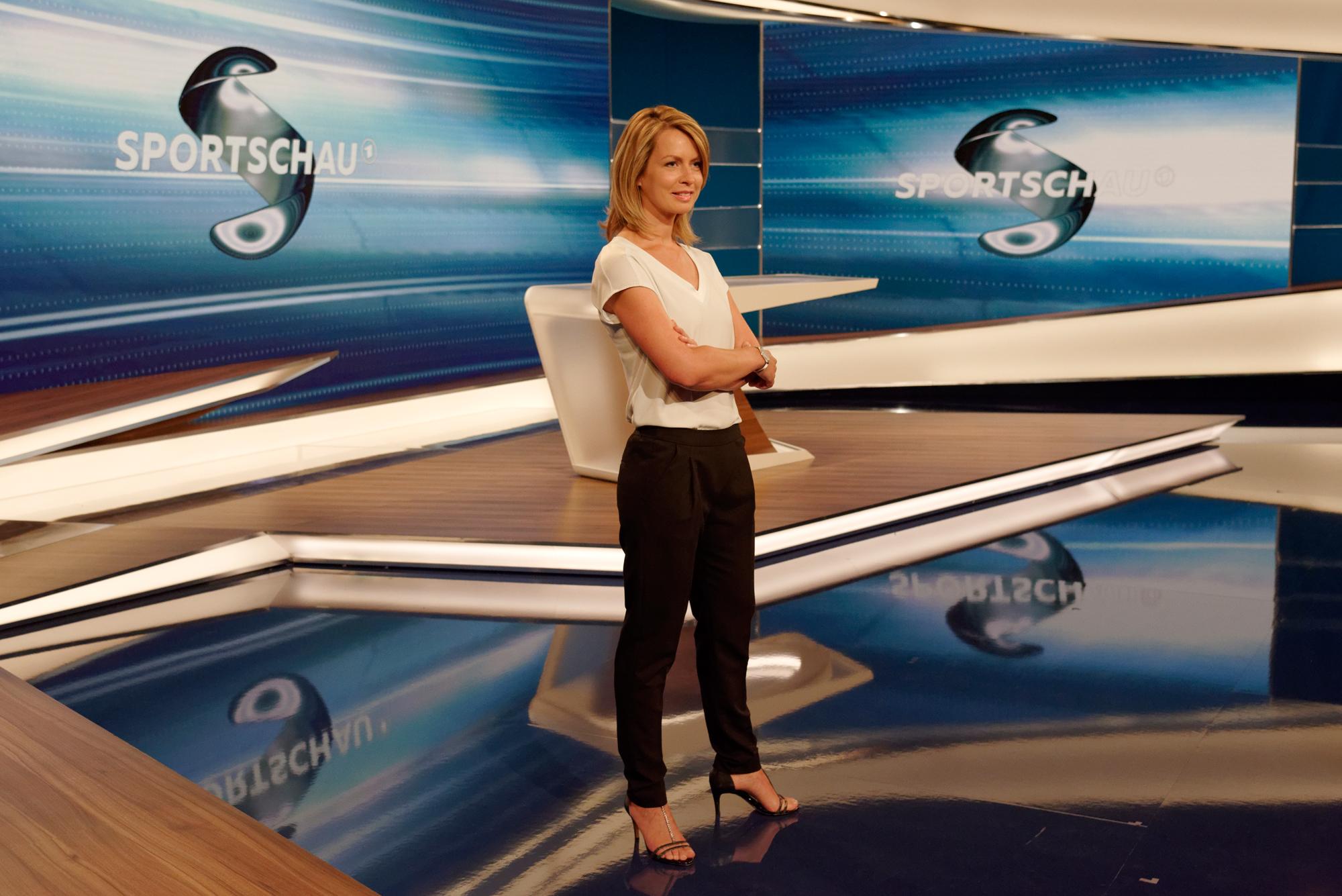 Neue Sportschau Moderatorin