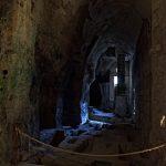 Grabkammern über der Krypta