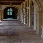 Die Galerie im Hauptgebäude