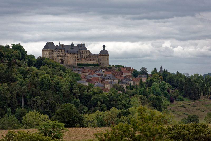 Das Château de Hautefort