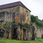 Nicolas Rambourg arbeitete auch am Schloss von Excideuil, das zu Hautefort gehörte