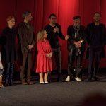 Gruppenbild im Kinosaal