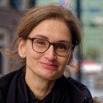 Christiane Twiehaus, die Leiterin der Abteilung 'Jüdische Geschichte und Kultur im MiQua