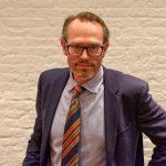 Dr. Thomas Otten, der Direktor den MiQua macht einen dynamischen Eindruck