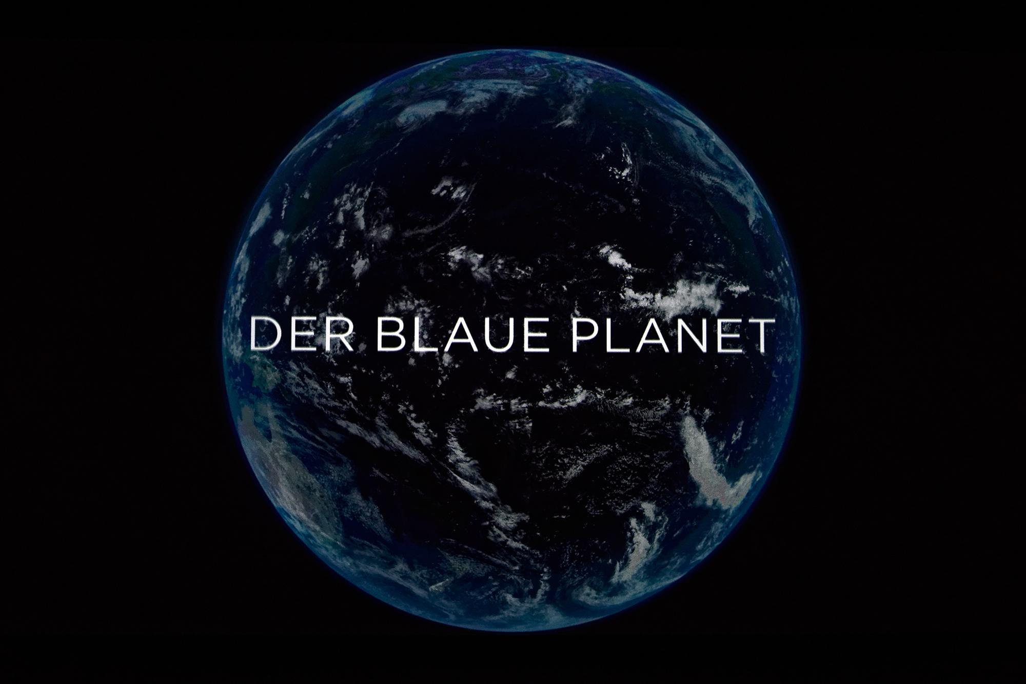 Blaue Planet