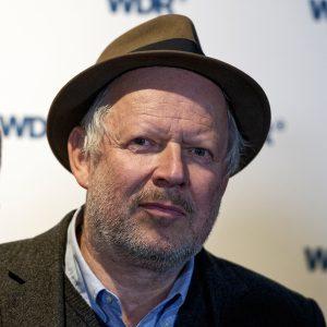 Axel Milberg, ein Streiter für Klimaschutz