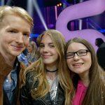 Die FinalistInnen Leon, Annalea und Zuzanna