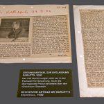 Zeitungsausschnitte zum Zwickauer Skandal 1930