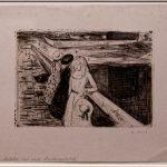 Frauenakt Edvard Munch