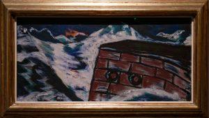 So genannte Entartete Kunst von Max Beckmann, einem der Fürsprecher von Hildebrand Gurlitt