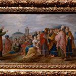 Frans Francken: Die Bergpredigt oder die Gier der Masse
