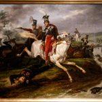 Berittener Soldat von Eugène Delacroix
