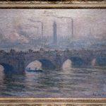 Waterloo Bridge von Claude Monet