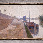 Quai de Clichy von Paul Signac