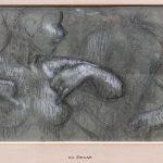 Studie für zwei Tänzerinnen von Edgar Degas