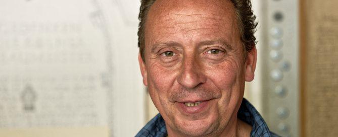 Steinmetzmeister Markus Heindl