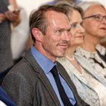 Zufriedene Miene beim Direktor des MiQua, Dr. Thomas Otten